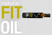 Fit Oil | Grafik Logo