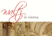 Waltz in Vienna | Webdesign